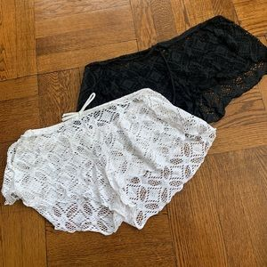 Coverup shorts